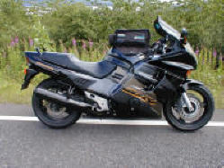 My trusted Honda CBR1000F